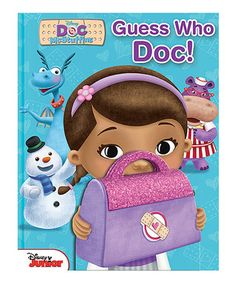 Doc McStuffins Guess Who, Doc! Hardcover