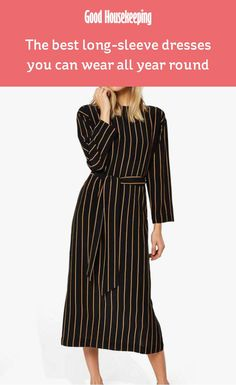 85229ecdac48f 15 of the best long sleeve dresses to buy right now