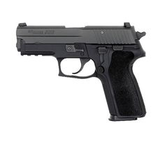 Sig Sauer P229 - my favorite gun to shoot.  Not an easy conceal carry, it's heavy.  But shoots flawlessly and very accurately. Not an inexpensive gun.