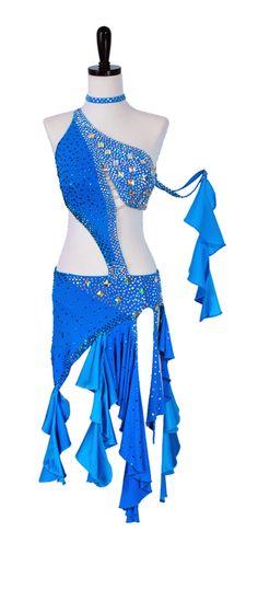 LD003 003 Latin Dress three