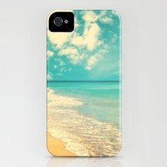 Beachy iPhone Case