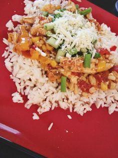 helloJAXON: Recipe | Crockpot Fiesta Corn Chicken