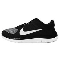 Nike Womens Wmns Free 40 V4 BLACKWHITEWOLF GREY 6 US *** Want to know more, click on the image.(This is an Amazon affiliate link)