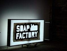 The Soap Factory, Minneapolis