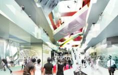 """Galeria - J. Mayer H. vence competição para projetar um """"complexo urbano"""" em Berlim - 21"""