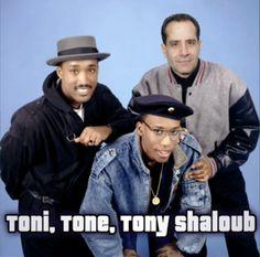 Toni, Tone, Tony Shaloub from SNL