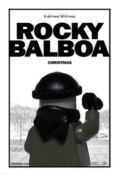 Rocky Balboa LEGO
