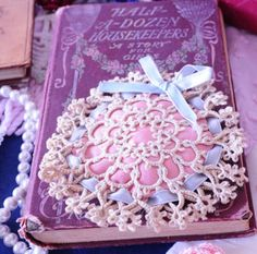 """Faith, Grace, and Crafts: """"Pearls and Lace Thursday"""""""