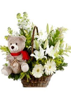 Süpriz Doğum Günü Çiçeği