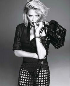 Madonna para Versace Spring/Summer 2015