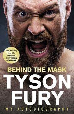 Töltse le vagy olvassa el online Behind the Mask Ingyenes Könyvek PDF/ePub - Tyson Fury, 'Tyson Fury is an amazing real-life champion' SYLVESTER STALLONE The extraordinary story of the rise and fall and rise. Got Books, Books To Read, Best Autobiographies, My Autobiography, World Boxing, Tyson Fury, Sylvester Stallone, What To Read, Book Photography