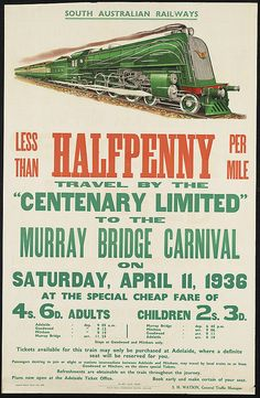 Less than halfpenny per mile. by Boston Public Library, via Flickr