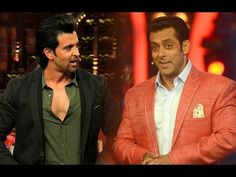 Hrithik Roshan and Salman Khan have been in countless rumors since the time Hrithik refused to promote Bang Bang on Bigg Boss. However Hrithik recently in an interview clarified that it was ridiculous that Salman Khan would be miffed with him for not appearing on Bigg Boss to promote his upcoming movie Bang Bang. The actor said that he does not have bad equation with anyone in the industry and even if he was not on the show, he would be probably chatting with Salman Khan on his sofa.