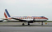 Convair CV-600, Bar Harbor Airlines