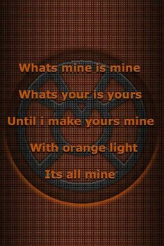 Orange Lantern Oath