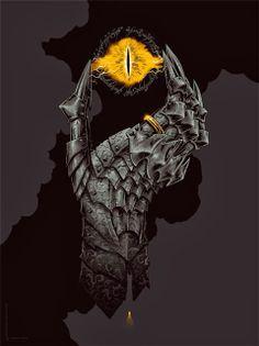 Lotr / the Hobbit Jrr Tolkien, Dark Fantasy, Fantasy Art, Lord Of The Rings Tattoo, Lord Rings, Beau Film, O Hobbit, Arte Horror, Dark Lord