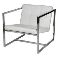 Landon Chair in White
