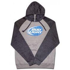dd595516c6e Bud Light Bubble Logo Dual Colored Sweatshirt. Official from Bud Light! Bud  Light,