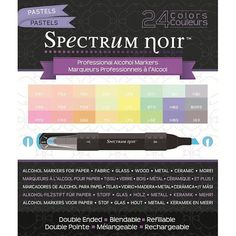ON SALE NOW   Spectrum Noir Alcohol by DivineDesignsbyBonni