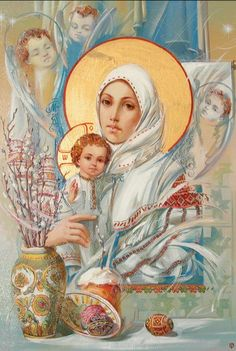 Божа мати милостива, Ukraine, from Iryna