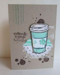 Perfect Blend by Sweet Irene - Cards and Paper Crafts at Splitcoaststampers