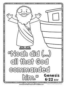 Free Printable Noah's Ark resources for your Homeschool, Sunday School, Outreach program or Missionaries. Noah's Ark puzzles and games, including file folder learning centers, games, crafts and more.  Children can learn the story of how Noah was chosen by God, and through his obedience was part of the saving grace God bestowed upon his creation. …