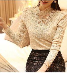 blusas elegantes 201618