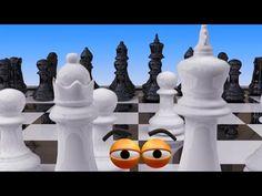 El cine y el ajedrez - Cuento para niños. Grupo Asturias - YouTube