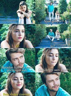Güneşin Kızları Colourful Wallpaper Iphone, Hayat And Murat, Hande Ercel, Turkish Actors, Girl Names, Bollywood Actress, Couple Goals, Cute Couples, Lany