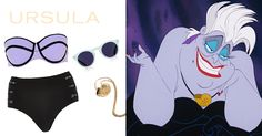 8 Swimsuits Inspired by Disney and Disney•Pixar Characters