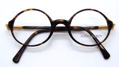 £109 | 45-21 | The Old Glasses Shop - Alberta Ferretti Vintage Gold