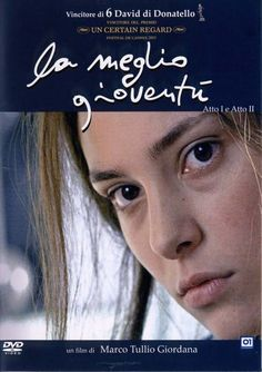 La meglio gioventù (The best of youth) is a 2003 Italian film directed by Marco Tullio Giordana. The film is set in different regions of Italy. There is a scene set in Florence that narrates the big 1966 flood.