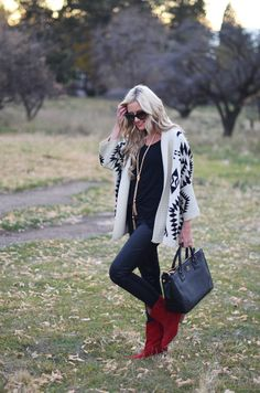 Cardigans for Stylish and Cozy Look: 22 Gorgeous Outfit Ideas