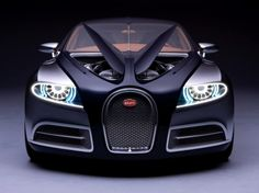 bugatti wallpaper - automobile, black, bugatti, car