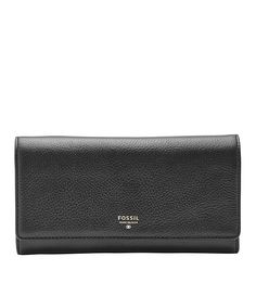 Fossil Sydney Flap Clutch Wallet