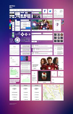 GDJ is the best place to find User Interface Elements for web layouts and prototypes designing. UI kits are very helpful for web and graphic designers. Web Design, Website Design Layout, Flat Design, Graphic Design, Ui Kit, Interface Design, User Interface, Ui Patterns, Ipad