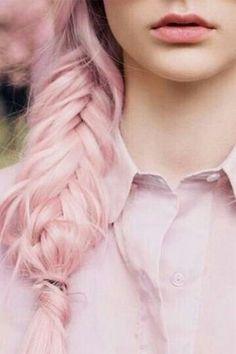 pink fishtail