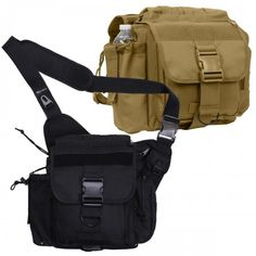 The XL Advanced Tactical Bag from Rothco is designed to be thrown over your shoulder so you can keep all of your critical gear within immediate reach. Survival Bags, Molle Gear, Edc Bag, Tactical Bag, Army & Navy, Messenger Bag, Satchel, Shoulder Bag, Shoulder Bags