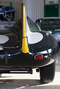 Jaguar D-Type | Flickr - Photo Sharing!