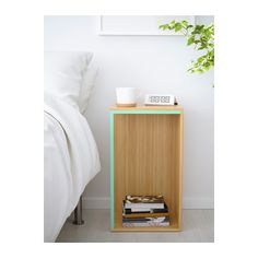 IKEA PS 2014 Storage combination with top - bamboo/light green - IKEA