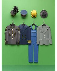 Work Clothes by Katrin Rodegast @katrinrodegast