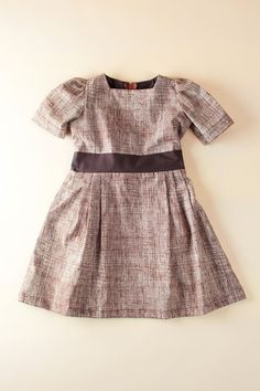 Simplest Dress for a Little Girl (I have one very similar!) $37.00 #Kids #Clothing