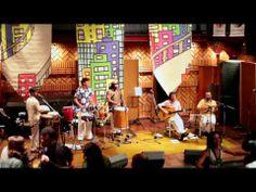 O Grupo Paranapanema é formado por por músicos e pesquisadores da cultura popular tradicional brasileira.