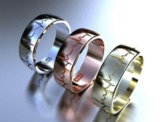 Ana G. Näs - Wedding Rings