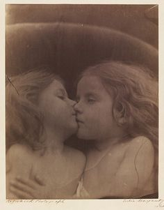 """The Double Star"" photo by Julia Margaret Cameron (1864)"