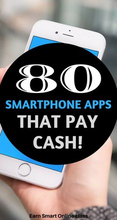 Did you know that you can make money using your SmartPhone? Well, now you know. I have put together a list of 80 money-making SmartPhone apps that will send you PayPal cash, Amazon/Target gift cards or enter you into draws and sweepstakes to make even more money. Make money using your phone from the comfort of your home. Easiest way to make money online!