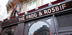 The Frog & Rosbif (fish and chips)