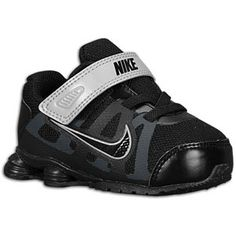 Nike Shox Roadster - Toddlers - Running - Shoes - Dark Grey/Metallic Cool  Grey