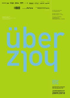"""Annual report on the activities of the certificate program for timber construction """"überholz"""" at the University of art and industrial design, Linz Certificate Programs, Industrial Design, Activities, Annual Reports, Timber Wood, Instructional Design"""
