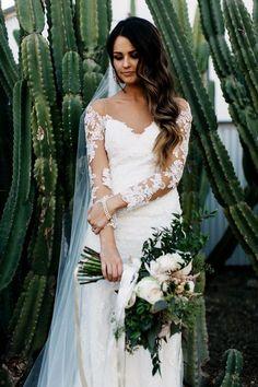 Off-the-shoulder lacy long-sleeved bridal fashion for a rustic affair | Matt & Tish Photography  #weddingbouquet #bridalbouquet #weddingdress #bridalportrait #bridalstyle #bridalfashion #bridalinspo #bridalinspiration #bride #bridalhair #bridalhairstyle #bridalmakeup #rusticwedding #vintagewedding #wedding